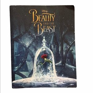 Disney Beauty & The Beast paper book soft cover